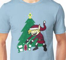 kid santa Unisex T-Shirt