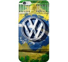 VW BRAZIL iPhone Case/Skin