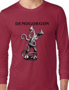 Stranger Things Demogorgon Stylised Long Sleeve T-Shirt