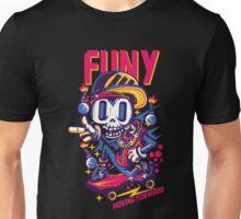 skull go skate Unisex T-Shirt