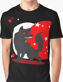 Big and Not so Bad Wolf Graphic T-Shirt