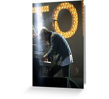 Tom Odell Greeting Card
