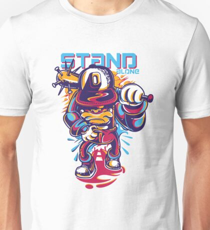 stan alone Unisex T-Shirt