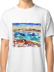 Bondi in Abstract  Classic T-Shirt