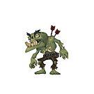 Zombie Snapper by BitGem