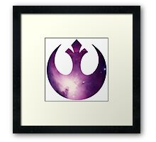 Star Wars Rebel Alliance Framed Print