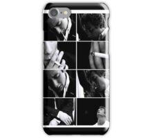 Lip Gallagher collage iPhone Case/Skin