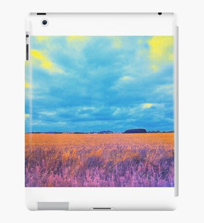 Abstract Photo iPad Case/Skin
