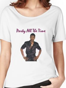 Party All The Time #1 Women's Relaxed Fit T-Shirt