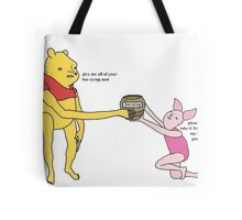 Bee syrup Tote Bag