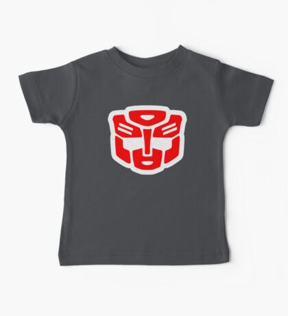 Go-Bots Baby Tee