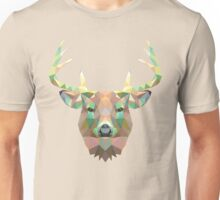 Polygonal Deer Unisex T-Shirt