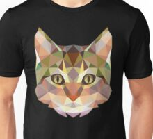 Polygonal Cat Unisex T-Shirt