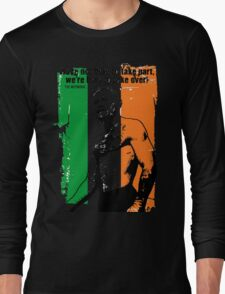 McGregor Quote Long Sleeve T-Shirt