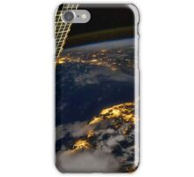 Florida from space ISS iPhone Case/Skin