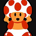 Old School Toad by likelikes