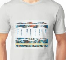 Layers - Beneath the surface (No.2 of 4) Unisex T-Shirt