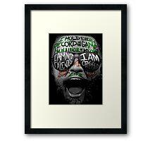 Team Mcgregor Framed Print