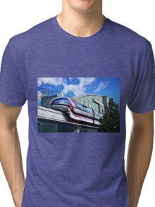 Soarin On The Monorail Tri-blend T-Shirt