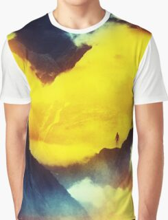 This volcano is mine Graphic T-Shirt