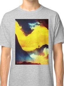 This volcano is mine Classic T-Shirt