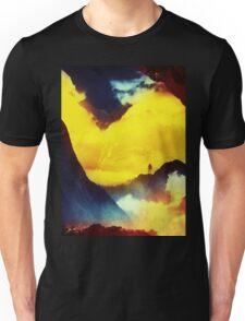 This volcano is mine Unisex T-Shirt