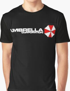 Umbrella Graphic T-Shirt