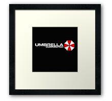 Umbrella Framed Print