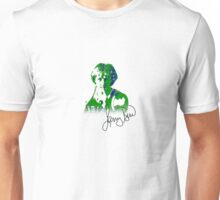 Larry the Bird design Unisex T-Shirt