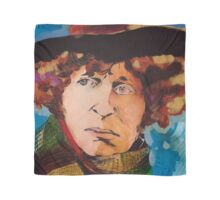 Pouty Fourth Doctor  Scarf