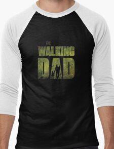 The Walking Dad Men's Baseball ¾ T-Shirt