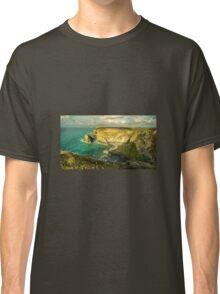 Godrevy Seascape  Classic T-Shirt
