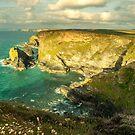 Godrevy Seascape  by Rob Hawkins
