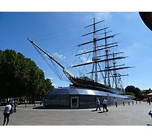 Little known facts Cutty Sark Photographic Print