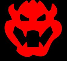 Bowser Symbol by Super Godzilla