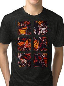 Fragmented Monarchy in Sharpie Tri-blend T-Shirt
