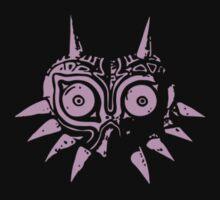 Majora's Mask (Pink) by angieguzman
