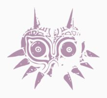 Majora's Mask (Pink) One Piece - Short Sleeve