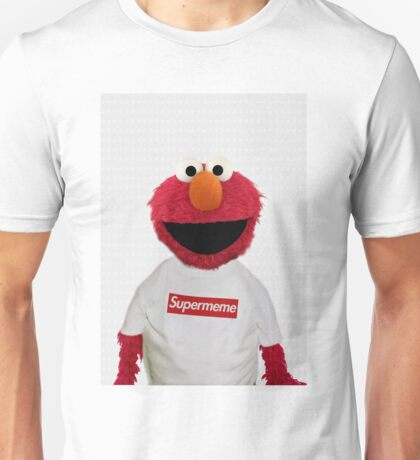 ELMO SUPERMEME Unisex T-Shirt