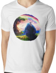 Ori and the Blind Forest Mens V-Neck T-Shirt