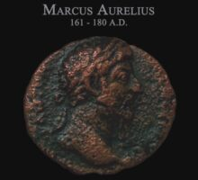 Ancient Roman Coin - MARCUS AURELIUS T-Shirt