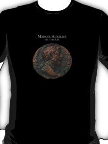 Ancient Roman Coin - MARCUS AURELIUS T-Shirt