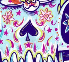 Shooga Skull Sticker