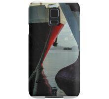 Ships in love Samsung Galaxy Case/Skin