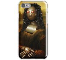 M0NA1ZA-582 iPhone Case/Skin