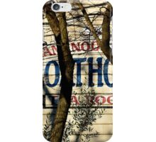 """Boathouse"" iPhone Case/Skin"