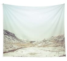 Winter Valley Wall Tapestry