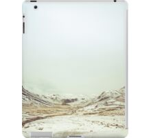 Winter Valley iPad Case/Skin