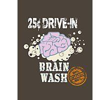 Brain Wash Photographic Print