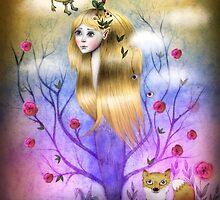 The Soul of a Tree by Zuzana  Dolinay